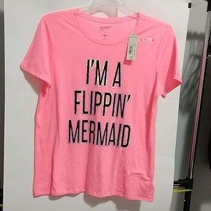 Arizona pink t-shirt size XL